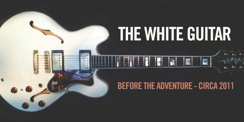 Legend of the White Guitar